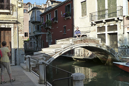 Ponte Chiodo bridge