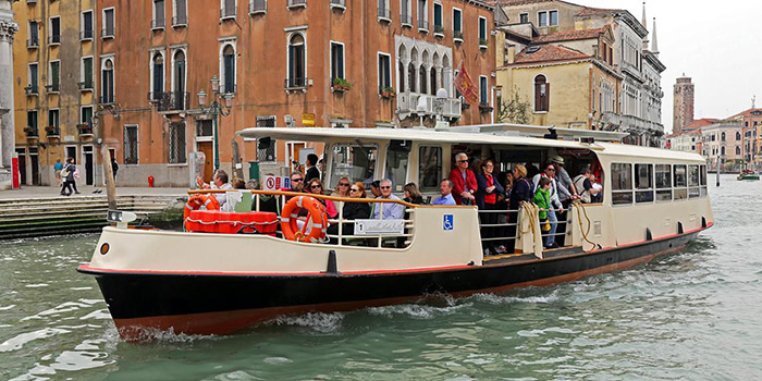 Buy Multiday Pass for Water Bus in Venice