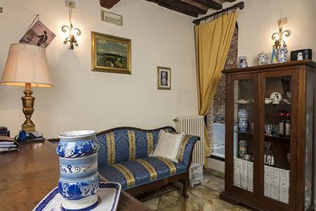 Antica Torre hotel Siena, Italy