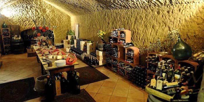 Ristorante Nello La Taverna in Siena, Italy