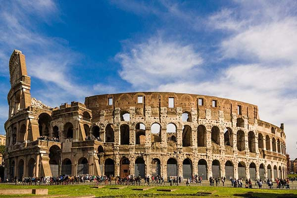 image of Rome attractions